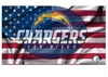 Los Angeles Chargers Flag-3x5 NFL San Diego Chargers Banner-100% polyester-super bowl - flagsshop