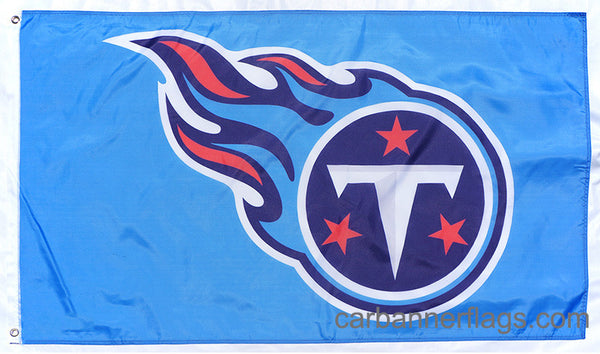 Tennessee Titans Flag-3x5 NFL Banner-100% polyester- Free shipping for USA - flagsshop