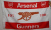 Arsenal Football Club Flag-3x5 Gunners FC Banner-100% polyester