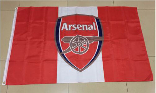 Arsenal Football Club Flag-3x5 Gunners FC Banner-100% polyester - flagsshop