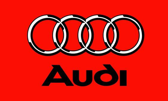 Audi Flag-3x5 FT-100% polyester-Quattro Banner-Checkered - flagsshop