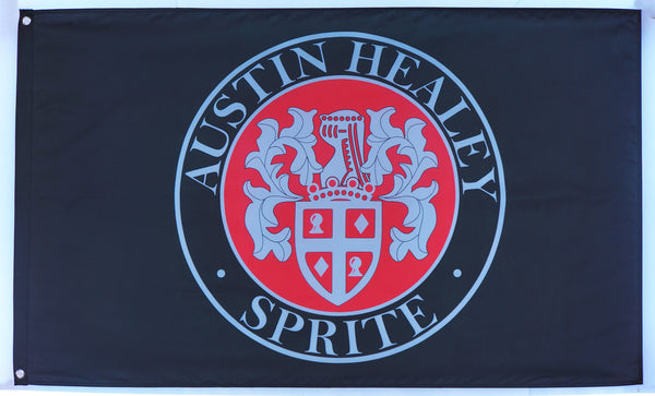 Austin Healey flag-3x5 FT-100% polyester Banner - flagsshop