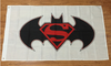 Batman flag-3x5 FT Banner-100% polyester-2 Metal Grommets