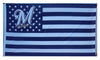 Milwaukee Brewers Flag-3x5 Banner-100% polyester