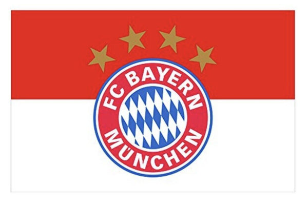 FC Bayern Munich Flag-4x6 ft