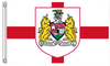 Bristol City FC Football Club Flag-3x5 Banner-100% polyester - flagsshop