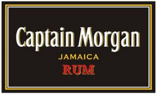 Captain Morgan Flag-3x5 FT Jamaica Rum Banner-100% polyester-2 Metal Grommets - flagsshop