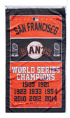 San Francisco Giants Flag-3x5 Banner-100% polyester