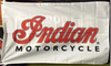 Indian motorcycles Flag-3x5 FT-100% polyester Banner-Red-Yellow - flagsshop