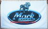 Mack Flag-3x5 Banner-100% polyester-White - flagsshop