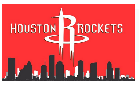 Houston Rockets Flag-3x5 Banner-100% polyester - flagsshop