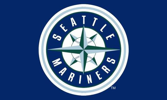 Seattle Mariners Flag 3x5 FT Banner 100D Polyester MLB Flag Brass Grommets - flagsshop