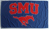 SMU TX State Mustangs Southern Methodist University Large Banner Flag-3' x 5' Banner