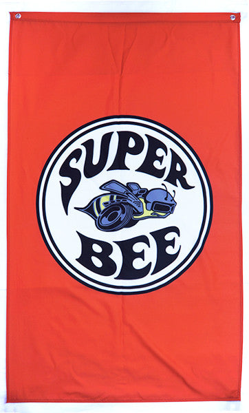 Dodge Super Bee flag for car racing-3x5 FT-100% polyester Banner - flagsshop