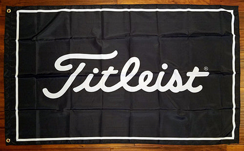 Titleist Golf Advertising Promotional Flag-3x5 Banner-100% polyester - flagsshop