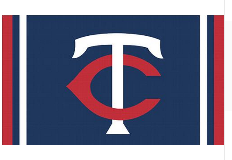 Minnesota Twins Flag-3x5 Banner-100% polyester - flagsshop