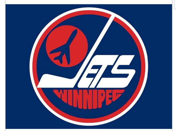 Winnipeg Jets Flag-3x5 NHL Banner-100% polyester- Free shipping for USA address - flagsshop