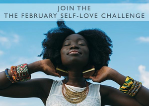The February Self-love Challenge-Scentered