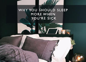 Why you should sleep more when you're sick-Scentered