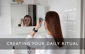 Creating your daily ritual-Scentered