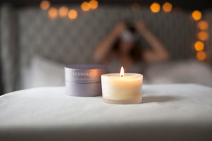 INTRODUCING OUR SLEEP WELL CANDLES