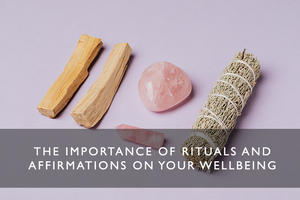 rituals and affirmations