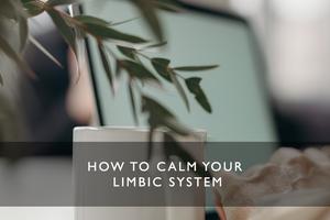 How do you calm your limbic system?