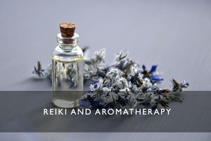 reiki and aromatherapy