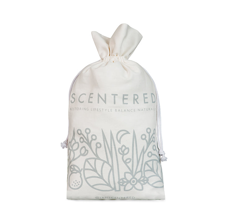 Gift Wrap - Scentered Branded Reusable Cotton Bag-Scentered