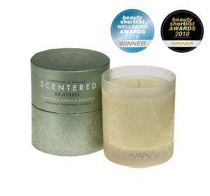 De-Stress Home Therapy Candle