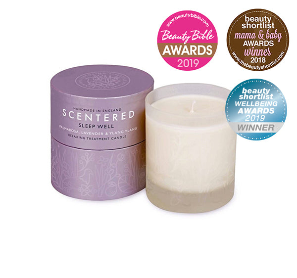 Sleep Well Home Therapy Candle