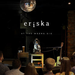 Eriska - At The Wrong Gig - CD
