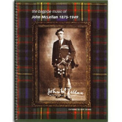 Bagpipe Music of John McLellan - D Brown