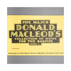 Donald MacLeod Book 4