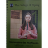 College of Piping French Tutor Book 1