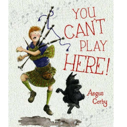 You can`t play here - A Corby
