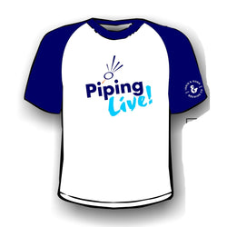 Piping Live 2018 Unisex T-shirt