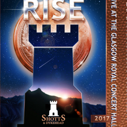 RISE CD-Shotts and Dykehead Caledonia Pipe Band 2017