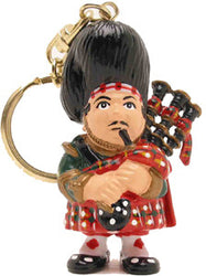 Piper Keyring Red