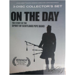 On The Day - Spirit of Scotland