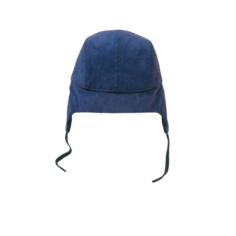 Corduroy Block 5-Panel with ears