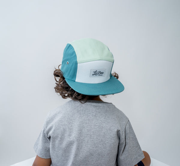 Block Dusty Green 5 Panel (ORGANIC)