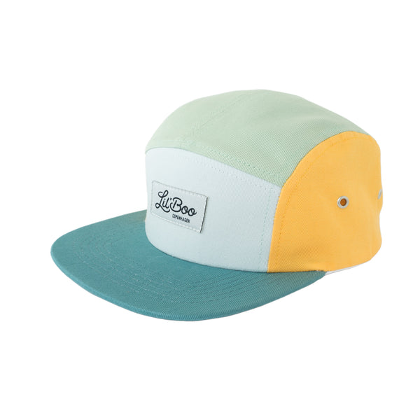 Block Yellow Green 5 Panel (ORGANIC)