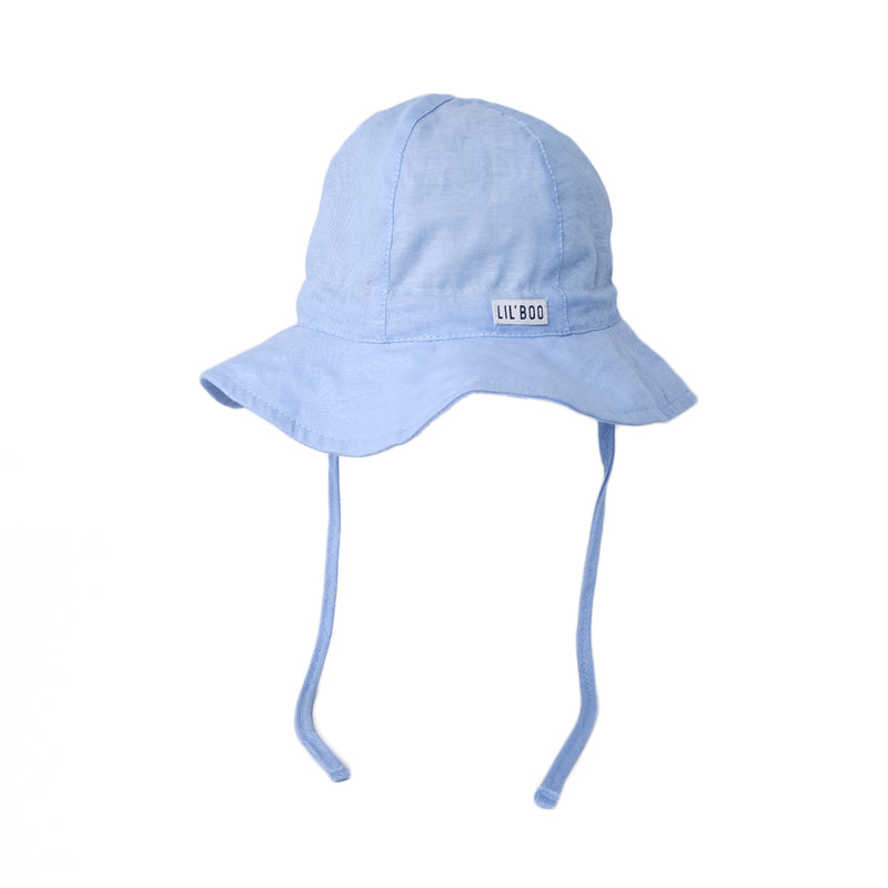 Baby Summer Hat (UV) - Blue