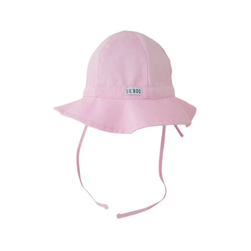 Baby Summer Hat (UV) - Pink