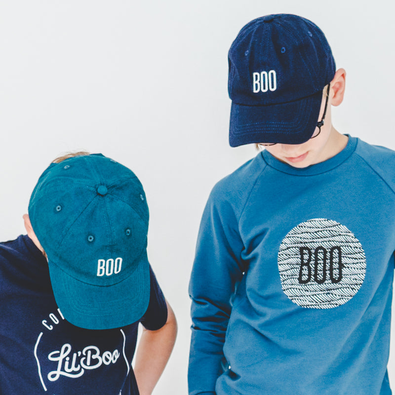 BOO Dad Cap - Teal