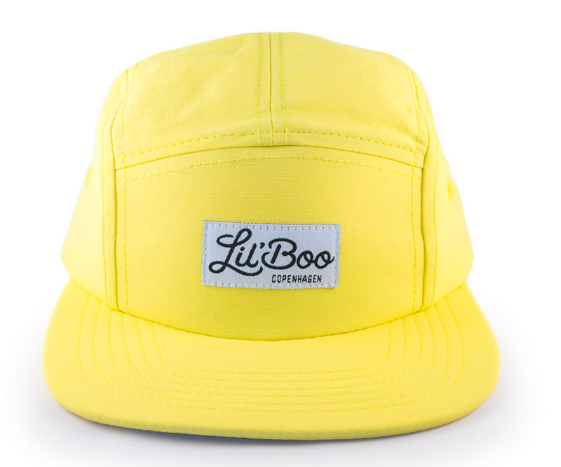 Yellow Light Weight 5 Panel
