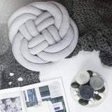 Modern Celtic Knot Pillows - wonderlina