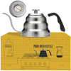 Pour Over Coffee Kettle - 1.0 Liter | 34 fl oz