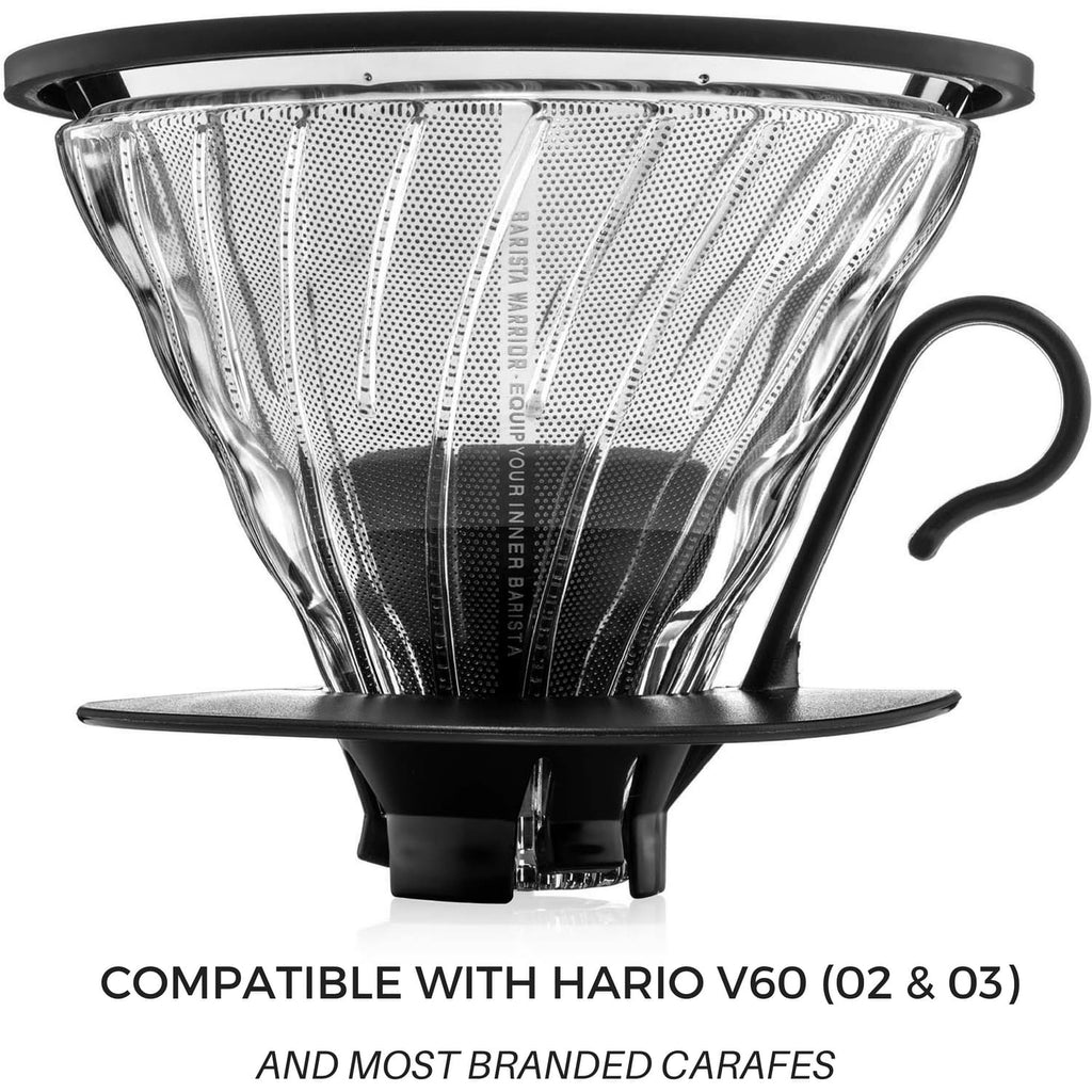 Pour Over Filter for Hario V60 and Chemex
